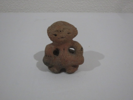Dogu excavated from the Kajoji site